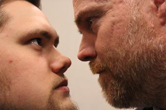 Terry och Gavin 2